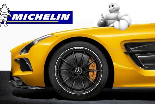 Ελαστικά Michelin