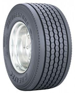 Ελαστικά φορτηγών Bridgestone Greatec-M835-Ecopia