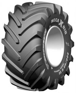 Ελαστικά αγροτικών μηχανημάτων Michelin - Kleber