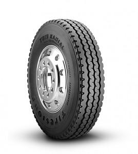 Ελαστικά φορτηγών Bridgestone - Firestone