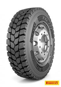 Ελαστικά φορτηγών Pirelli - Formula